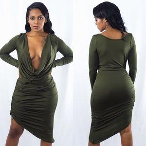 NWT Deep Dress